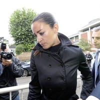 Kirsty Gallacher pleads guilty to drink driving