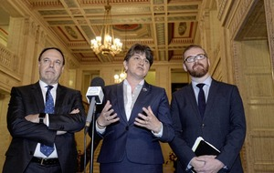 Is it any wonder Sinn Féin are playing hardball with the DUP?