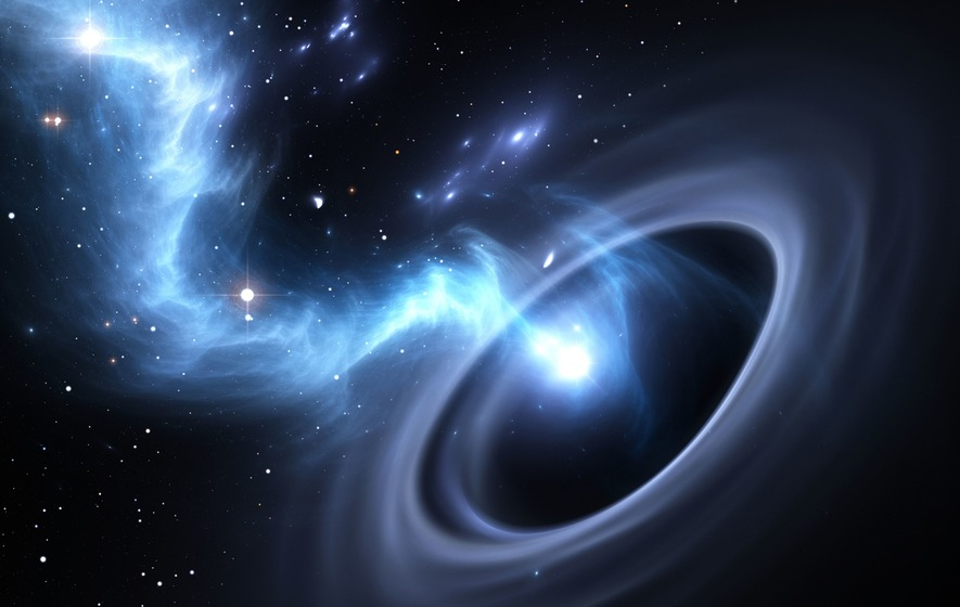 There May Be A New Supermassive Black Hole In The Milky Way