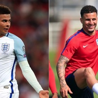 Kyle Walker had the best response for Dele Alli after his controversial middle finger gesture