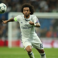 This Marcelo training goal proves it's not just forwards who have all the fun