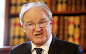 Top judge calls for parallel legacy process amid Stormont impasse