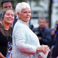 Dame Judi Dench dazzles as she steps out for Victoria And Abdul premiere