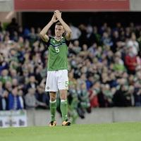Jonny Evans keeps his composure amidst transfer speculation