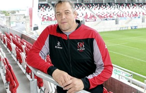 Ulster head coach Jono Gibbes puts emphasis on the group