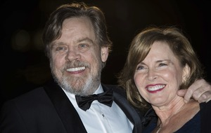 Mark Hamill reveals steps to becoming an icon as he accepts gong at GQ awards