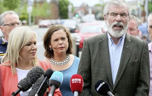 Sinn Féin not treating Protestants equally