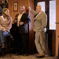 Drama review: A shade too much light thrown on ghostly goings on of The Weir