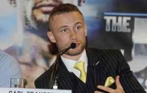 Carl Frampton likely to train in Manchester for now, but could relocate to Belfast admits new trainer Jamie Moore