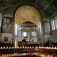 Oldest Catholic Church in Belfast re-opens for Mass