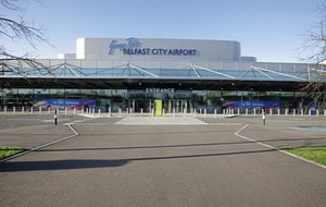Turnover soars beyond £21 million at Belfast City Airport
