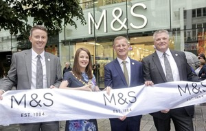 M&S marks half century by revealing further growth