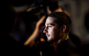 John McEnroe role was 'cathartic', says Shia LaBeouf