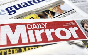 Trinity Mirror in talks to buy Daily Express and Daily Star