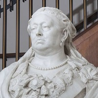 White marble bust of ageing Queen Victoria could leave the UK