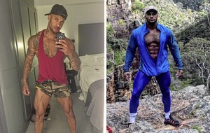 Sleb Safari: David McIntosh's new ITV2 show Bromans looks hideous but it beats driving a van full of dead badgers for a living