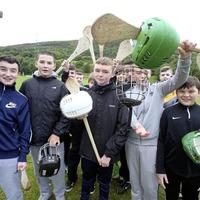 West Belfast school hurls its way into record books