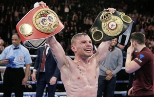 Carl Frampton sees Michael Conlan and Ryan Burnett as possible future opponents