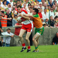 On This Day - Sep 11, 1977: Derry legend Enda Muldoon is born