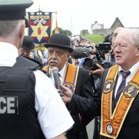 Orange Order: Parades issue is not settled