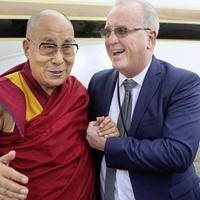 Developed world in a mental crisis, says Dalai Lama during visit to Derry
