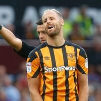 It's safe to say David Meyler doesn't like his Fifa 18 stats…