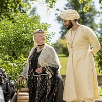 Victoria & Abdul a charming chocolate box with mostly emotional centres