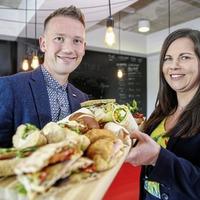 Sandwich firm Around Noon takes bite of Growth Loan Fund
