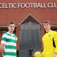 Reluctant goalie Conor Hazard making big progress at Celtic