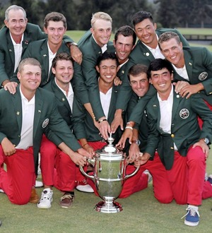 US regain Walker Cup in Los Angeles