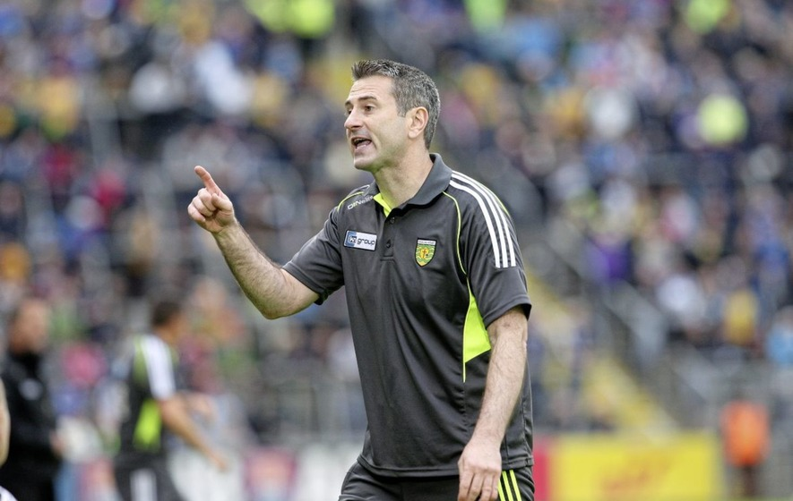 Rory Gallagher is new Fermanagh manager
