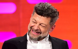 Andy Serkis vows to continue acting as he premieres debut film as director