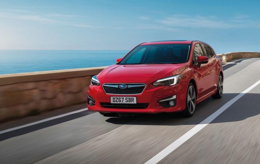 Subaru Impreza launched as all-wheel drive Ford Focus rival