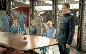 Electric Dreams: Bryan Cranston quizzed about new Philip K Dick sci-fi TV series