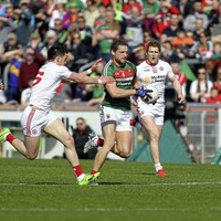 Mayo star Tom Parsons aiming for All-Ireland crowning glory