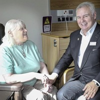 Eamonn Holmes new ambassador to NI Hospice he 'used to pass growing up'