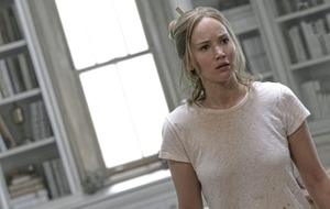 Jennifer Lawrence shines in mother! but it's a pretentious, incoherent film