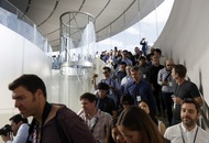 Apple Park's Steve Jobs Theatre blew people away well before the new iPhone's launch