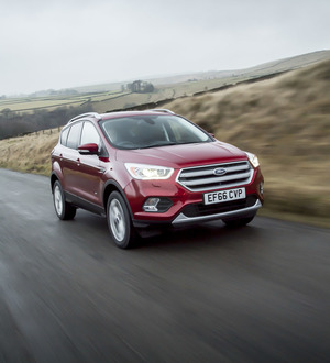 Ford Kuga: All-rounder wins popular appeal