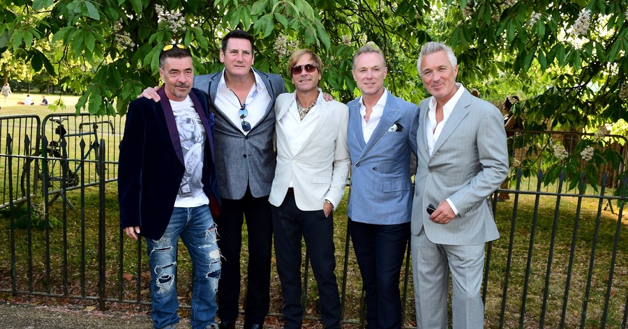 spandau ballet are searching for a new singer following tony hadley 39 s departure the irish news. Black Bedroom Furniture Sets. Home Design Ideas