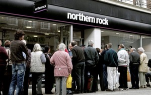 Virgin Money boss marks Northern Rock anniversary with personal loans warning