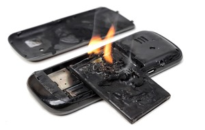 Here's why smartphone batteries explode