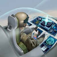 This new 'mixed reality' cockpit could signal the future of aeroplanes