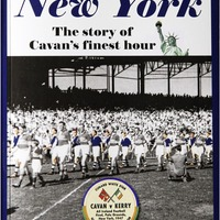 On This Day - Sep 14, 1947: Cavan defeat Kerry to win All Ireland The Polo Grounds in New York City