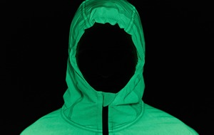 This solar-powered jacket can glow 'like kryptonite' for 12 hours