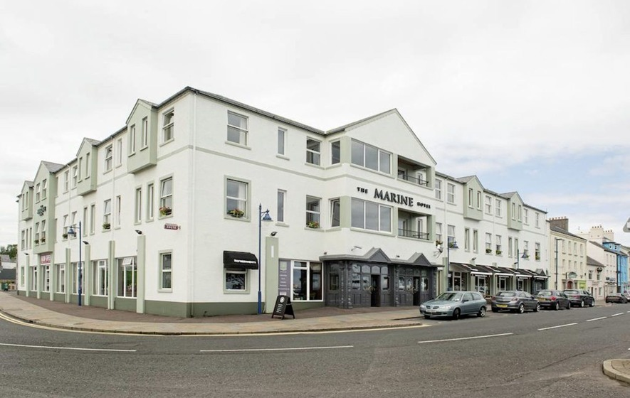 The Marine Hotel In Ballycastle Has Announced A 1 Million Extension Due To Be Complete Ahead Of 2018 Summer Season