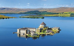 Lough Derg - a safe space to explore Living with Suicide