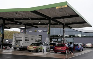 Applegreen motors ahead as first half sales and profits soar