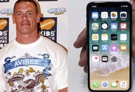 John Cena is very worried about the iPhone X – and for good reason