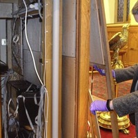 Bishop of Derry pledges help for neighbouring vandalised church